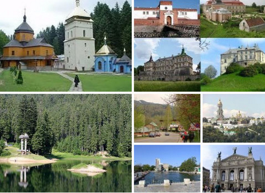 Skhidnytsia Excursions