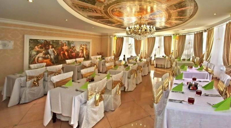 Східниця Ресторан готелю Три Сини та Донька
