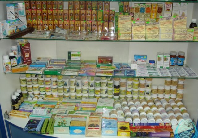 "Фітомагазин ""Зелена аптека"""