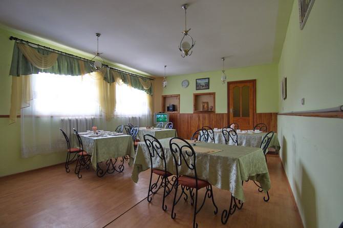 Приватна садиба Балицьких їдальня