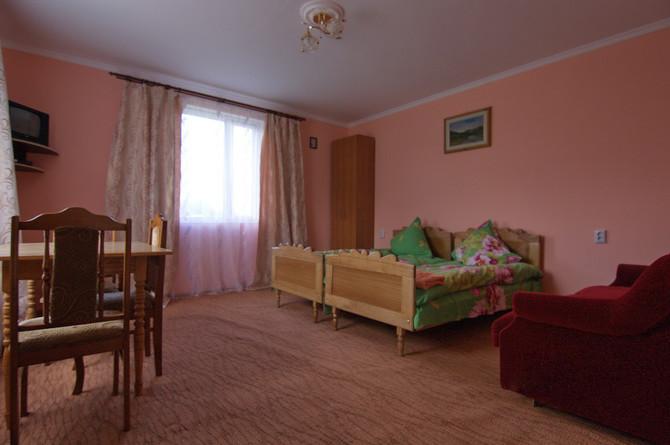 Приватна ссадиба Балицьких однокімнатний номер