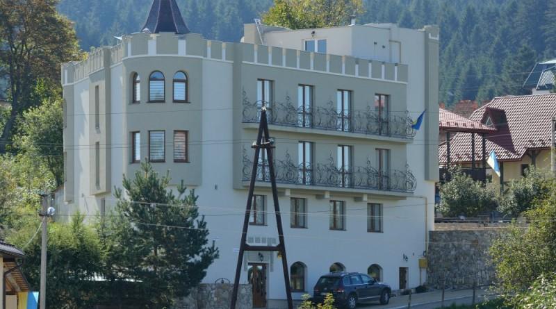 готель східниця